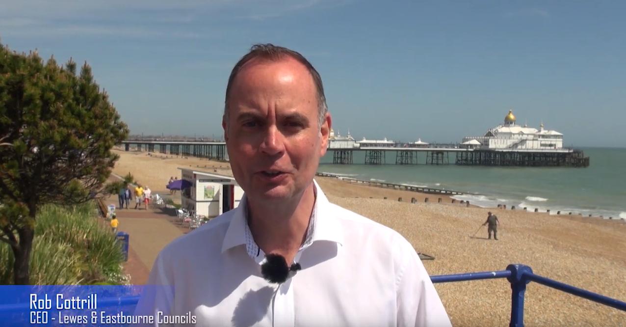 Eastbourne Borough Council CEO