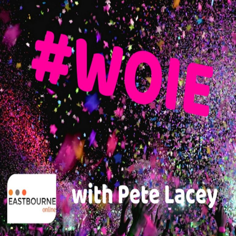 What's on in England #WOIE Pete Lacey and Chris Dabbs 29th February 2020