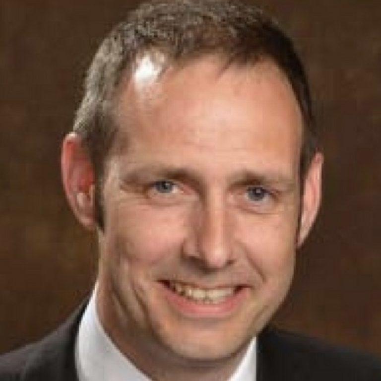 Eastbourne Councillor Tony Freebody