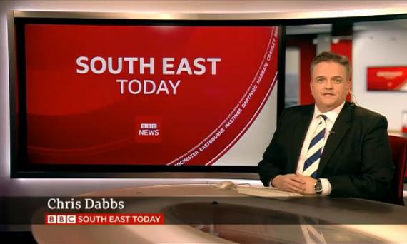 Chris Dabbs - TV Journalism