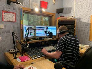 Radio Journalism - Chris Dabbs