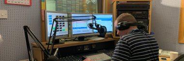 Radio Presenting & Journalism - Chris Dabbs