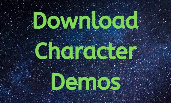 Chris Dabbs Character Demos