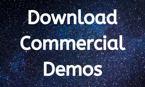 Chris Dabbs Commercial Demos