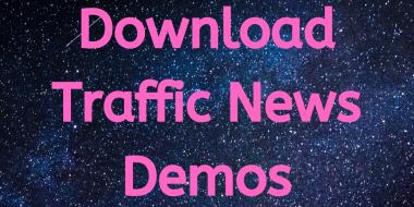 Traffic news demo - Chris Dabbs
