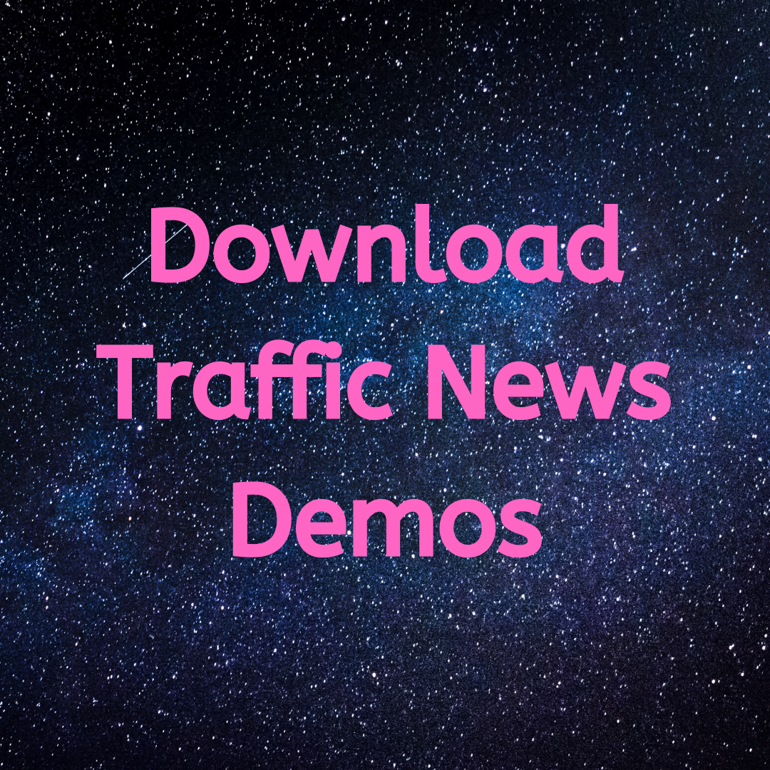 Traffic news demo - Chris Dabbs