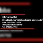 Chris Dabbs Radio Showreel