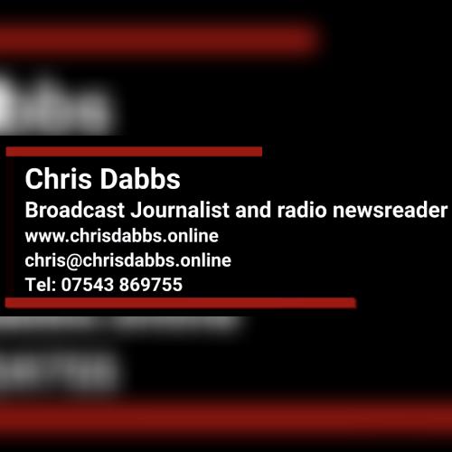 Chris Dabbs Radio newsreading showreel 2021